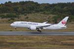 Gambardierさんが、岡山空港で撮影した日本航空 787-8 Dreamlinerの航空フォト(写真)