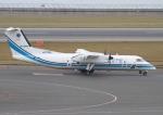 rjジジィさんが、中部国際空港で撮影した海上保安庁 DHC-8-315Q MPAの航空フォト(写真)