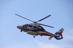 千葉県大隊さんが、鹿児島県東串良町で撮影した熊本県防災消防航空隊 AS365N3 Dauphin 2の航空フォト(写真)