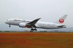 wish-blueさんが、高知空港で撮影した日本航空 787-8 Dreamlinerの航空フォト(写真)