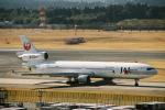 MOHICANさんが、成田国際空港で撮影した日本航空 MD-11の航空フォト(写真)