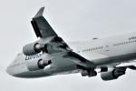 NALUさんが、関西国際空港で撮影したルフトハンザドイツ航空 747-430の航空フォト(写真)