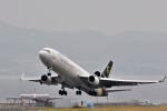 NALUさんが、関西国際空港で撮影したUPS航空 MD-11Fの航空フォト(写真)