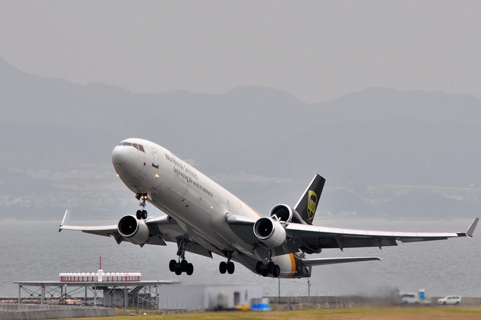 NALUさんのUPS航空 McDonnell Douglas MD-11 (N278UP) 航空フォト