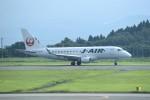 kumagorouさんが、鹿児島空港で撮影したジェイ・エア ERJ-170-100 (ERJ-170STD)の航空フォト(写真)