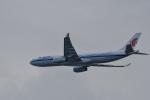 we love kixさんが、関西国際空港で撮影した中国国際航空 A330-343Xの航空フォト(写真)