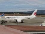 sp3混成軌道さんが、岡山空港で撮影した日本航空 787-8 Dreamlinerの航空フォト(写真)