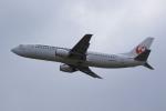 rokko2000さんが、関西国際空港で撮影した日本トランスオーシャン航空 737-446の航空フォト(写真)