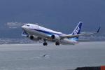 rokko2000さんが、関西国際空港で撮影した全日空 737-881の航空フォト(写真)