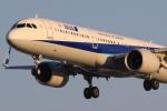 キイロイトリさんが、伊丹空港で撮影した全日空 A321-272Nの航空フォト(写真)