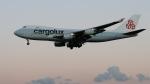 成田国際空港 - Narita International Airport [NRT/RJAA]で撮影されたカーゴルクス - Cargolux [CLX]の航空機写真