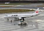 鈴鹿@風さんが、新千歳空港で撮影したジェイ・エア ERJ-190-100(ERJ-190STD)の航空フォト(写真)