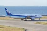 HEATHROWさんが、神戸空港で撮影した全日空 777-281/ERの航空フォト(写真)