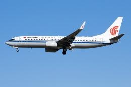 航空フォト:B-1419 中国国際航空 737-800