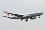 panchiさんが、成田国際空港で撮影した中国国際航空 A330-243の航空フォト(飛行機 写真・画像)