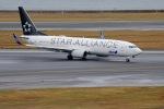 mahlさんが、中部国際空港で撮影した全日空 737-881の航空フォト(写真)