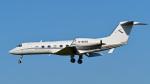 パンダさんが、成田国際空港で撮影した金鹿航空 G-IV-X Gulfstream G450の航空フォト(飛行機 写真・画像)