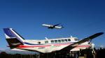 パンダさんが、成田国際空港で撮影した電子航法研究所 B99 Airlinerの航空フォト(写真)