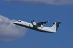 mild lifeさんが、伊丹空港で撮影した国土交通省 航空局 DHC-8-315Q Dash 8の航空フォト(写真)