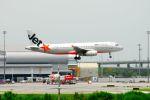 まいけるさんが、スワンナプーム国際空港で撮影したジェットスター A320-232の航空フォト(写真)