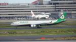JUNさんが、羽田空港で撮影したエバー航空 A330-302の航空フォト(写真)