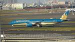 JUNさんが、羽田空港で撮影したベトナム航空 A350-941XWBの航空フォト(写真)