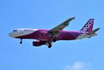 mojioさんが、那覇空港で撮影したピーチ A320-214の航空フォト(飛行機 写真・画像)