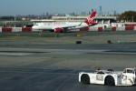 yoshibouさんが、ジョン・F・ケネディ国際空港で撮影したヴァージン・アメリカ A320-214の航空フォト(写真)