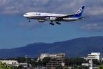 mild lifeさんが、伊丹空港で撮影した全日空 777-281/ERの航空フォト(写真)