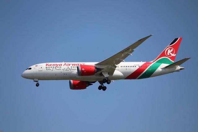 ケニア航空 (Kenya Airways) 徹...