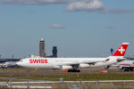 BENKIMAN-ENLさんが、成田国際空港で撮影したスイスインターナショナルエアラインズ A340-313Xの航空フォト(写真)