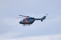 kumagorouさんが、仙台空港で撮影した秋田県警察 BK117C-1の航空フォト(写真)