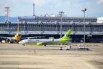 T.Sazenさんが、関西国際空港で撮影したジンエアー 737-8Q8の航空フォト(写真)
