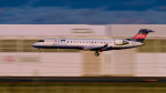 パンダさんが、成田国際空港で撮影したアイベックスエアラインズ CL-600-2C10 Regional Jet CRJ-702の航空フォト(飛行機 写真・画像)
