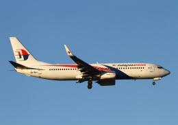 航空フォト:9M-MLP マレーシア航空 737-800