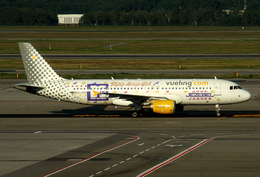 航空フォト:EC-KDG ブエリング航空 A320