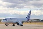 funi9280さんが、新千歳空港で撮影したカンボジア・エアウェイズ A319-111の航空フォト(飛行機 写真・画像)