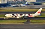 ちかぼーさんが、羽田空港で撮影した日本航空 767-346/ERの航空フォト(写真)