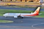 ちかぼーさんが、羽田空港で撮影した奥凱航空 737-9KF/ERの航空フォト(写真)