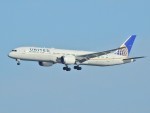 kaeru6006さんが、羽田空港で撮影したユナイテッド航空 787-9の航空フォト(写真)