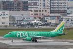 funi9280さんが、福岡空港で撮影したフジドリームエアラインズ ERJ-170-100 SU (ERJ-170SU)の航空フォト(写真)