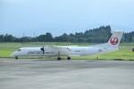 kumagorouさんが、鹿児島空港で撮影した日本エアコミューター DHC-8-402Q Dash 8の航空フォト(飛行機 写真・画像)