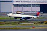 まいけるさんが、羽田空港で撮影したデルタ航空 A330-302の航空フォト(写真)
