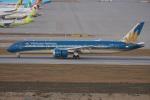 神宮寺ももさんが、仁川国際空港で撮影したベトナム航空 787-9の航空フォト(写真)