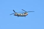 mojioさんが、那覇空港で撮影した航空自衛隊 CH-47J/LRの航空フォト(飛行機 写真・画像)