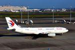まいけるさんが、羽田空港で撮影した中国東方航空 A330-243の航空フォト(写真)