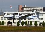 LOTUSさんが、八尾空港で撮影した日本法人所有 DA42 NG TwinStarの航空フォト(写真)
