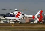 LOTUSさんが、八尾空港で撮影した中日本航空 EC135P2の航空フォト(写真)