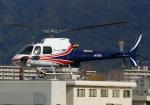 LOTUSさんが、八尾空港で撮影したノエビア AS350B3 Ecureuilの航空フォト(写真)