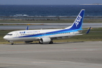 キイロイトリさんが、那覇空港で撮影した全日空 737-881の航空フォト(写真)